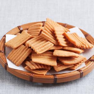 懷舊醬油風味 卯之花豆渣餅 70g (広島縣製)