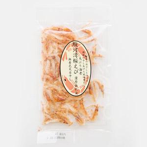 粉紅無色素 駿河灣櫻花蝦乾 7g (静岡縣製)