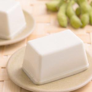 故鄉之雪 軟滑枝豆絹豆腐 4盒 320g (静岡縣製)