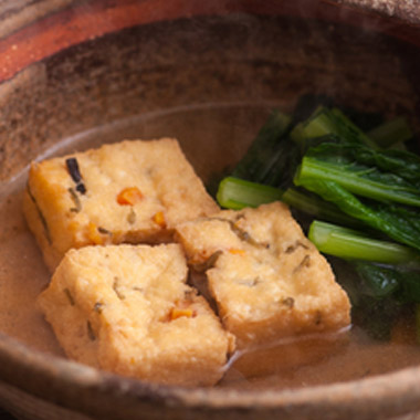 Fried Bean Curd Tofu 200g (Aichi)