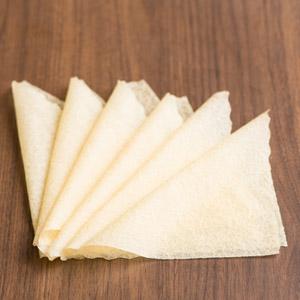 自製甜品小食 全麥玄米可麗餅皮 6塊 (愛知縣製)