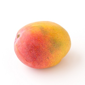 客人翻頭買 入口即融濃甜紅芒果 1個 370g (墨西哥産)