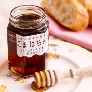 採自緬甸芝麻花 純天然蜂蜜 190g (静岡縣製)
