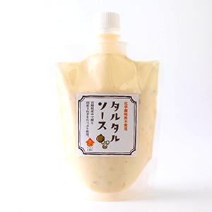 粒粒蛋白口感 無添加洋荵塔塔醬 170g (宮崎縣製)