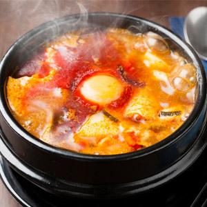 只需加豆腐和雞蛋 正宗韓式辣湯料 2-3人份 200g (和歌山縣製)