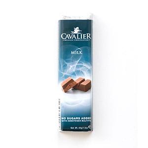 甘苦微甜不含砂糖 比利時牛奶朱古力 44g (比利時製)