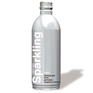 溝梅酒無得頂! Sparkling有汽天然水 500ml (静岡縣製)