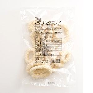 香脆軟嫩 酥炸魷魚圈 250g (岩手縣製)