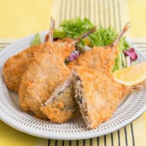 粗粒麵包糠 脆炸池魚 4件 200g (鳥取縣製)