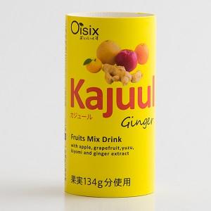 Oisix自家製 kajuul生薑混合果汁 125ml (千葉県産)