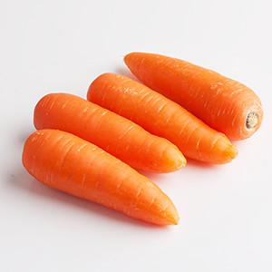 肉質細膩甜美 紅蘿蔔 2-6條 400g (熊本縣産)