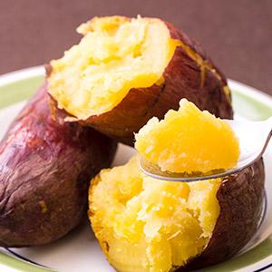 幼滑甜蜜猶如甜品 絲綢甜番薯 2-3條 1kg (宮崎縣産)