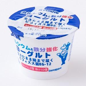 強化鐵質10倍 高鈣低脂乳酪 3個 210g (千葉縣製)
