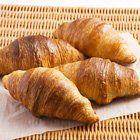 牛油小麥飄香 牛角麵包 4個 160g (法國製)