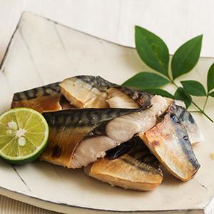 甘香魚油夠入味 西京味噌燒鯖魚塊 195g(千葉縣製)