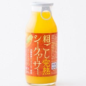 沖繩完熟青檸汁180ml