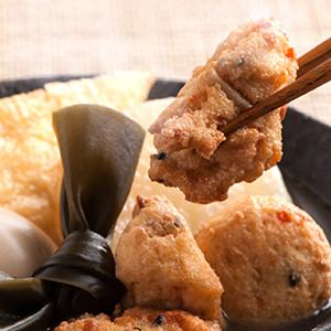 鮮味爽口 蔬菜魚肉豆卜 100g (東京都製)