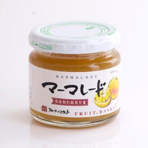 不含人造果膠 甘夏橘子果醬 140g (静岡縣製)