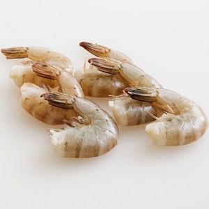 每口啖啖肉 環保包裝養殖白蝦 6條 100g (印度產)