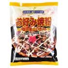 不含化學調味劑 柔軟鬆綿大阪燒粉 400g (愛知縣製)