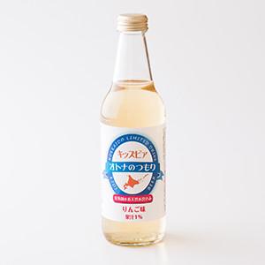 成為大人的第一步? 蘋果味小孩啤酒 340ml (北海道製)