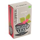 天然芬芳微酸 有機紅莓香草茶包 20包 (英國製)