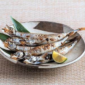 【15%OFF】原條風乾更鮮味 魚春飽滿多春魚 6條 114g (大分縣製)(賞味期限11/2)