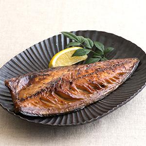 魚油香超惹味! 味醂鯖魚乾 150g (佐賀縣製)