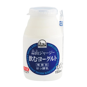 蒜山Jersey乳牛乳酪 150ml(岡山縣産)