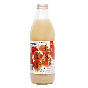 濃郁蘋果原味 完熟津輕蘋果汁 1L (青森縣製)