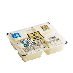 燜煮和火鍋超方便 木綿豆腐 4磚 300g (靜岡縣製)