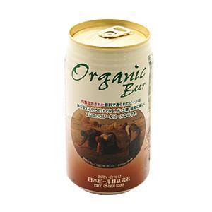 日本首個 有機農法啤酒 (罐)350ml
