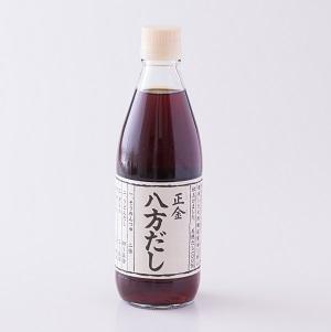 煮成佳肴重要一步 多用途柴魚八方高湯 360ml (香川縣製)
