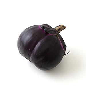 Kinu Nasu Eggplant 200g (Saitama)