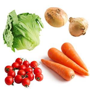 【Summer Sale】 Oisix人氣當造蔬菜福袋(全日本產)