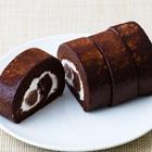不使用麵粉製成 朱古力忌廉卷蛋糕 210g (佐賀縣製)