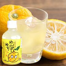 炎夏喝一口 蜂蜜柚子汁 280ml (高知縣製)