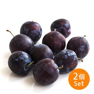 新鮮豐富甜蜜 長野西梅 6-10個 300g (長野縣産)