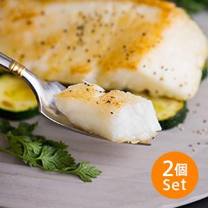 肥美珍貴 切件深海海鱸魚 150g×2包 (千葉縣製)