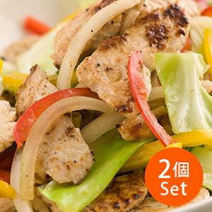 【15%OFF】賞味期限23/12 神山雞鹽味雞片×2包組合