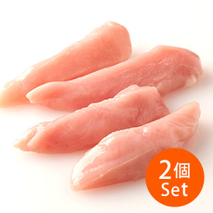 軟滑多汁 神山雞雞柳×2包組合