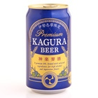 帶有清爽的果香 伊勢神樂麥啤酒 350ml (三重縣製)