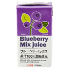 自然的果汁 Blueberry Mix Juice 125ml (長野縣製)