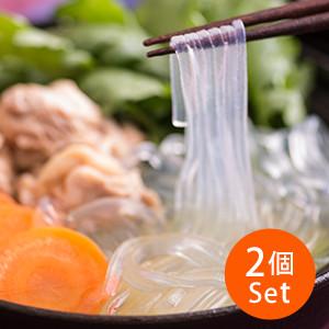 【3%OFF】不易煮爛 彈牙又爽口薯粉 150g×2包 (石川縣製)