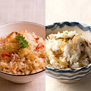 【3%OFF】撈飯專用!駿河灣白飯魚醬料包 & 櫻花蝦乾醬料包組合