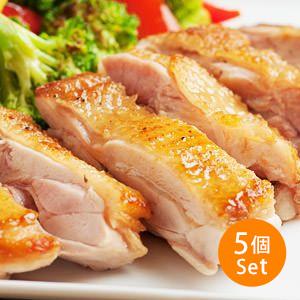 【50%OFF】皇牌產品 徳島神山雞雞髀肉 300g×5份(徳島縣産)(賞味期限11/3)