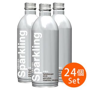 【24P】溝梅酒無得頂! Sparkling有汽天然水 500ml (静岡縣製)