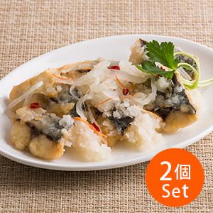 【3%OFF】一開即食 已調味鯖魚 220g×2包 (鳥取縣製)