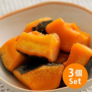 【5%OFF】一開即食!北海道燉南瓜 120g ×2個組合(北海道製)