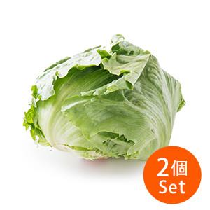 [今週限定5%OFF] 厚身清甜 水嫩生菜 200g ×2個組合(静岡縣産)